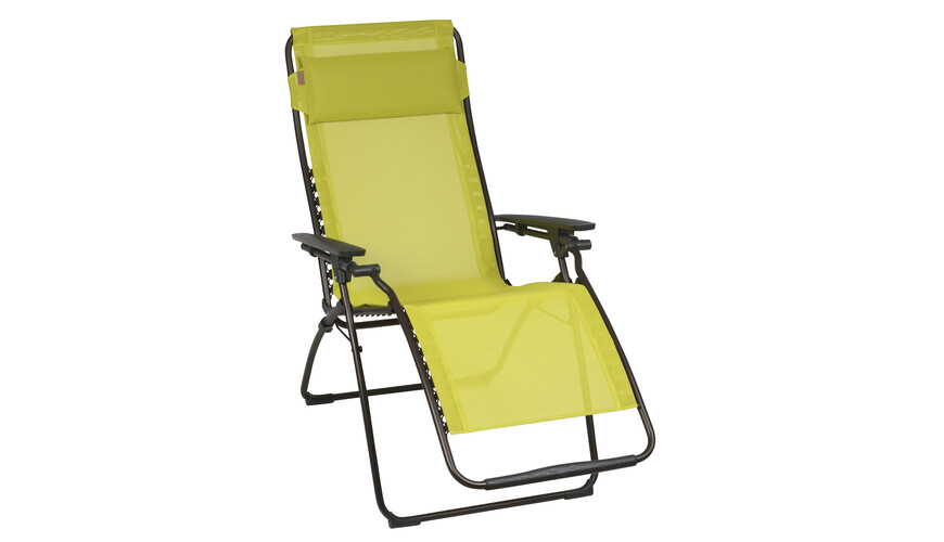 Lafuma Mobilier FUTURA Camping zitmeubel Trendy Batyline groen
